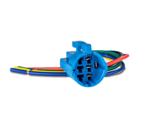Power Connector Stecker für LED Taster Ø 19 mm
